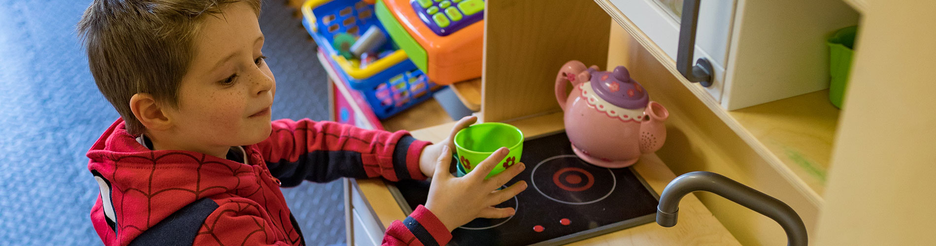 Occupational Therapy Consultation (age 0-4 years)